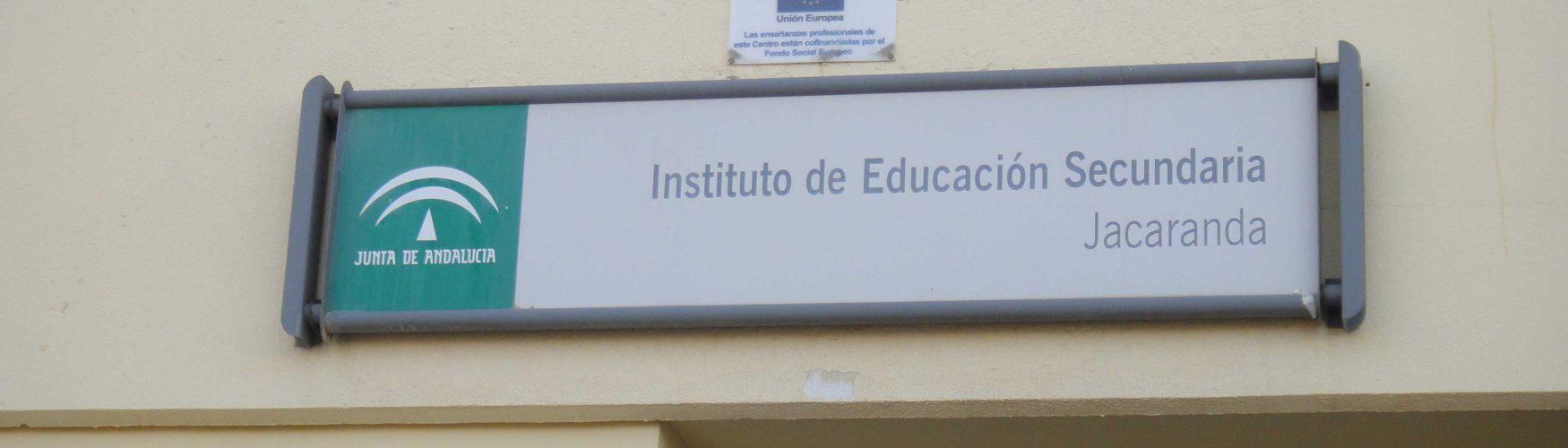 Iesjacaranda Instituto De Educación Secundaria Jacaranda